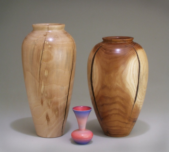 vases and elevated vessels